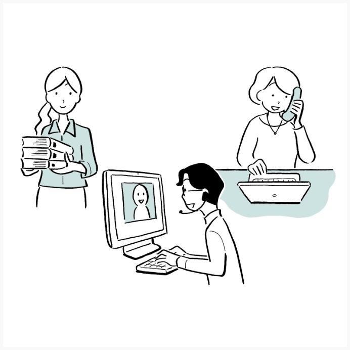 テナント業務サポートサービス